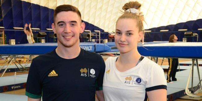 В Национальной арене гимнастики в Баку есть все необходимое для тренировок - австралийский спортсмен