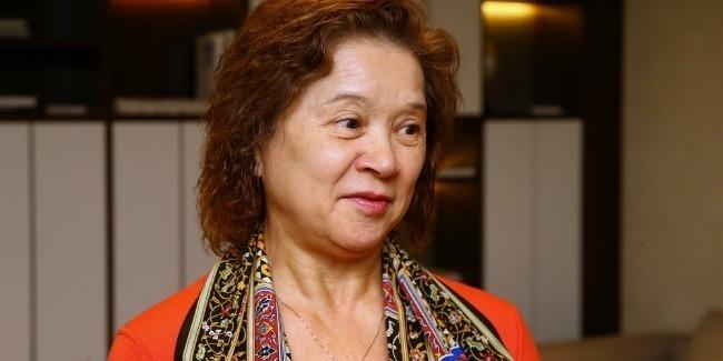 "Nelli Kim: ""I admire Mehriban Aliyeva and AGF"""