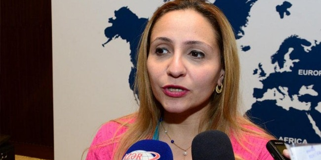 Baku has always been famous for its excellent and flawless organization of international competitions, Noha Abou Shabana, vice-president of the FIG Technical Committee, told Trend.