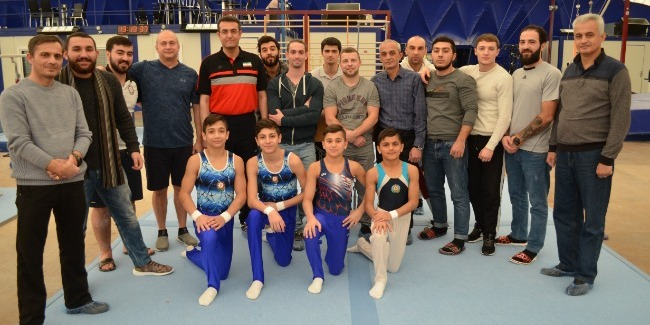Results of the FIG Academy Level 2 for Men`s Artistic Gymnastics Coaches are known