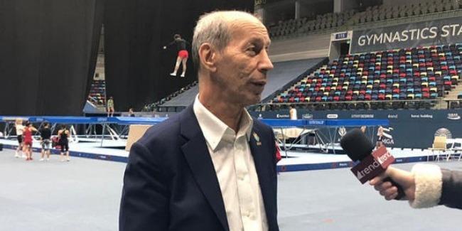 """У азербайджанского гимнаста Михаила Малкина очень большие шансы выиграть """"золото"""" - тренер"""