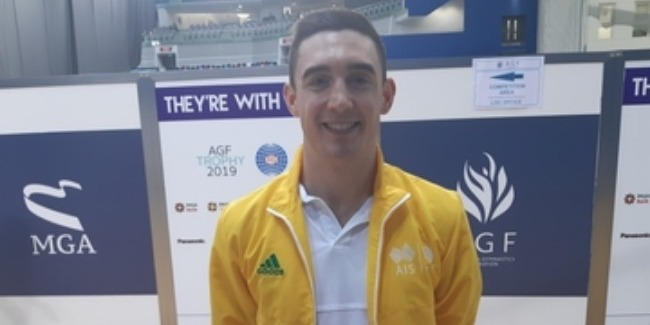 Dominic Clark: AGF did an incredible job at this World Cup in Trampoline and Tumbling