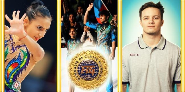"The Azerbaijani Gymnasts are nominated ""World Class Gymnast"""