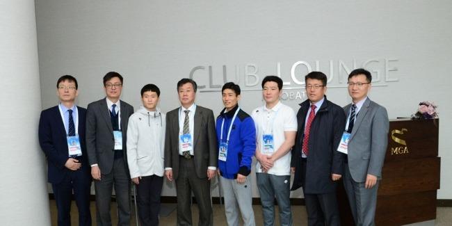 Ким Тонг Оп: южнокорейские гимнасты всем довольны на Кубке мира по спортивной гимнастике в Баку