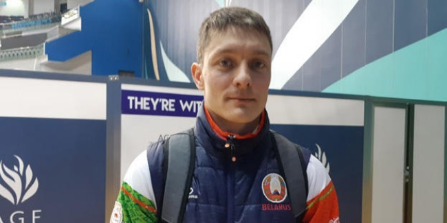 Belarusian gymnast: Organization of competitions in Baku is always at highest level