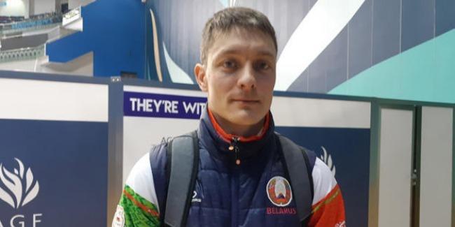 Belarus gimnastı: Bakıda yarışların təşkili hər zaman yüksək səviyyədədir