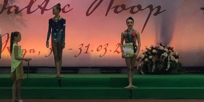 Нармина Самедова завоевала бронзовую медаль международного турнира