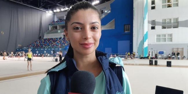 """Jalə Qaratova: Azərbaycanlı gimnastlar """"AGF Junior Trophy"""" turnirində yaxşı nəticə göstərməyə hazırdır"""