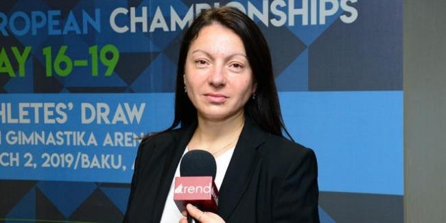 Mariana Vasileva bədii gimnastika üzrə Dünya Kuboku haqqında: Bizdə hər şey alınacaq