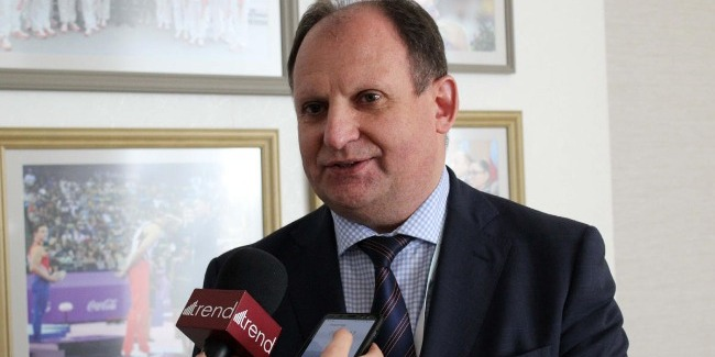 Moldova səfiri: Milli Gimnastika Arenasında hər zaman yaxşı mühit var