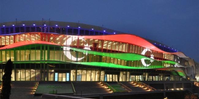 Aerobic Gymnastics World Championships will be held in Baku