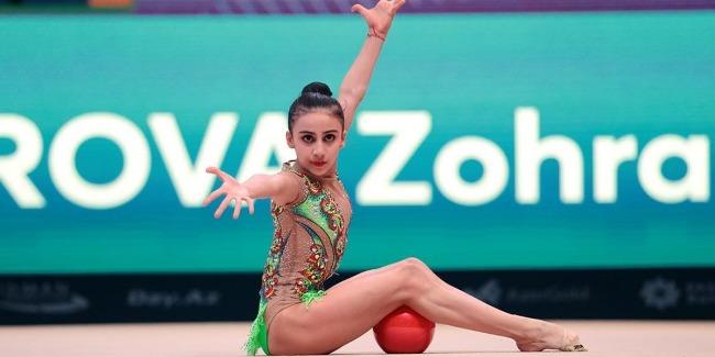 Зохра Агамирова и Вероника Гудис о подготовке к Чемпионату Европы: Наша задача - хорошо выступить