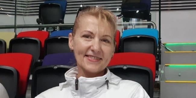 Ukraynalı tamaşaçı: Gimnastika arenası çox xoşuma gəldi