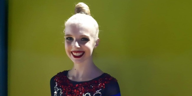 It's comfortable to perform in National Gymnastics Arena in Baku - Ukrainian gymnast