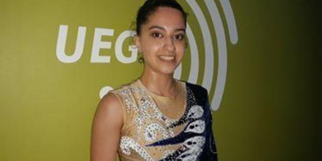 Во время соревнований переволновалась и это сказалось на выступлении – азербайджанская гимнастка