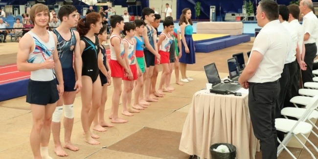 The first national Championships of the Season takes place