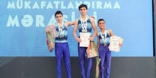 The winners of Azerbaijan and Baku Championships are defined