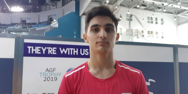 Azerbaijani gymnast: with each competition we gain more experience
