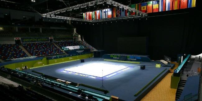 Baku hosts the Acrobatic Gymnastics World Championships in 2022