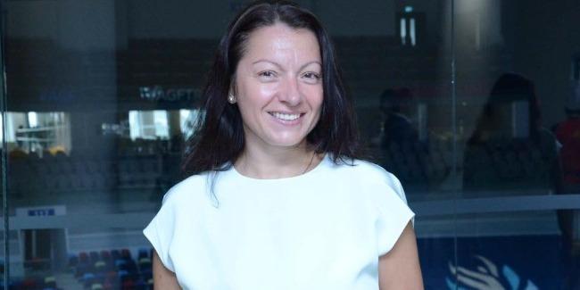 Mariana Vasileva is awarded with the