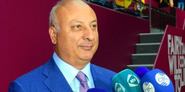 Altay Hasanov: Azerbaijan fully ready to host 37th Rhythmic Gymnastics World Championship