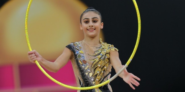 The 37th World Championships starts in Baku