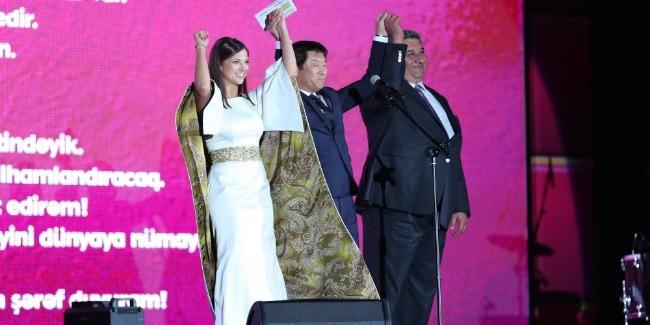 Baku hosts opening ceremony of 37th FIG Rhythmic Gymnastics World Championships