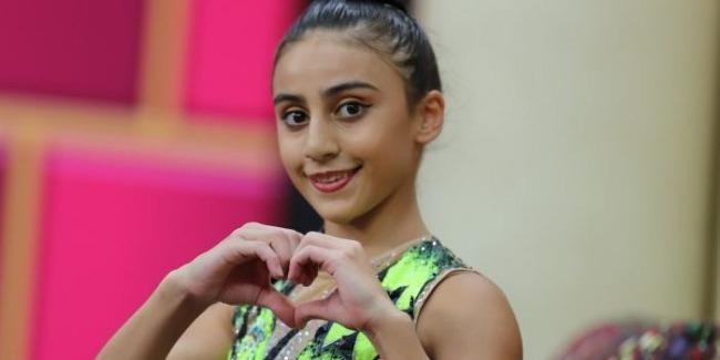 Zöhrə Ağamirova Olimpiya Oyunlarına lisenziyanı təmin etdi