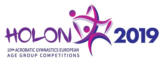 The Azerbaijani acrobats participate in the European Age Group Competitions