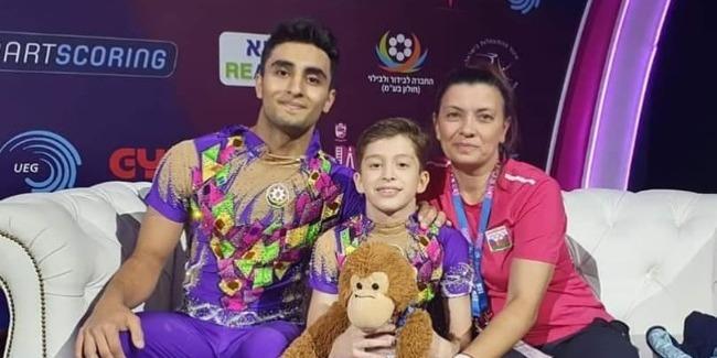 Murad və Danieldən bu dəfə gümüş medal