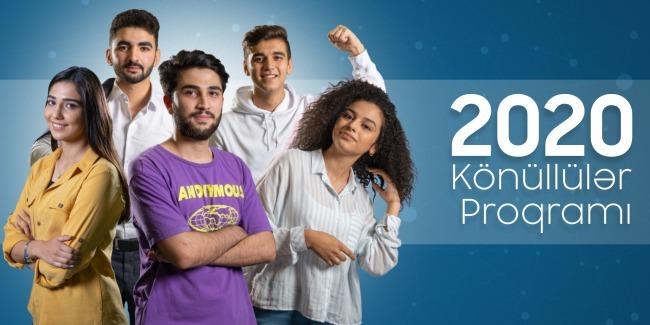 """""""Könüllülər Proqramı - 2020"""