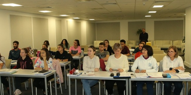 AGF hosts another FIG Academy for Aerobic Gymnastics coaches
