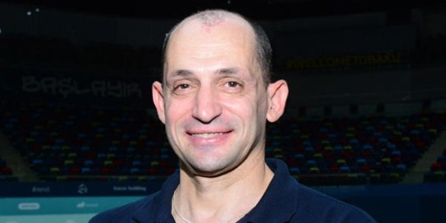 At FIG Academy courses, coaches get lots of useful info - head coach of Azerbaijani National Team in aerobic gymnastics