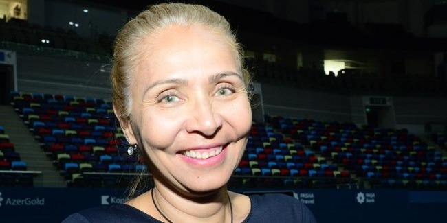 Braziliyalı ekspert: Aerobika gimnastikası üzrə Azərbaycan milli komandasının nəticələri müsbət təəssürat oyadır