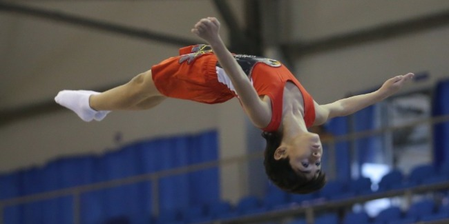 The national competitions' season for jumpers on Trampoline and Tumbling comes to an end