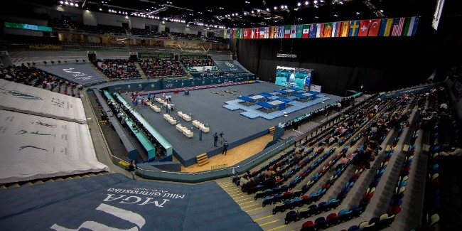 Jumpers from 27 countries & artistic gymnasts from 48 countries are preparing for Baku competitions