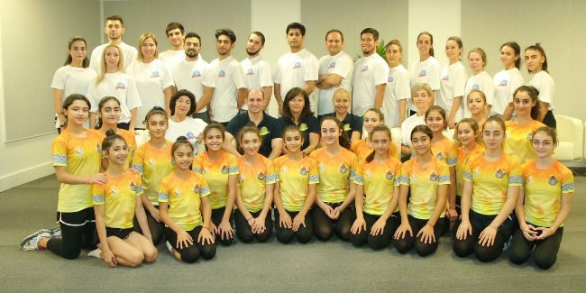 Results of the FIG Aerobic Gymnastics Academy Level 2 for coaches are known