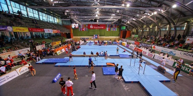 The Artistic Gymnastics World Cup comes to an end in Germany