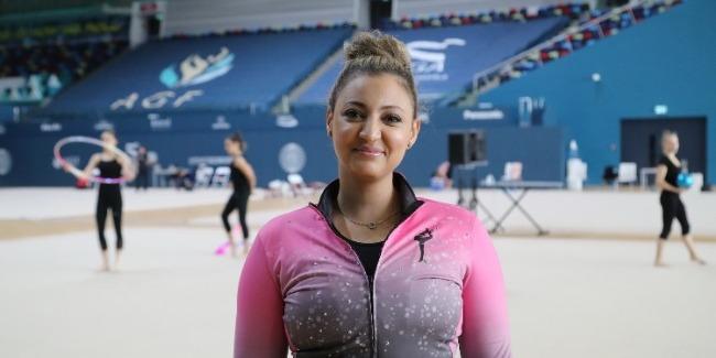 Рады возможности тренироваться в Национальной арене гимнастики в Баку - тренер из Нью-Йорк Сити