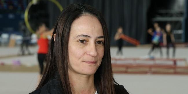 Israeli gymnastics coach: We like to perform in Baku, always family atmosphere here