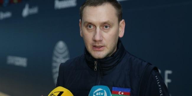 Head coach talks about Azerbaijani Trampoline Gymnastics National Team's preparations to Baku World Cup