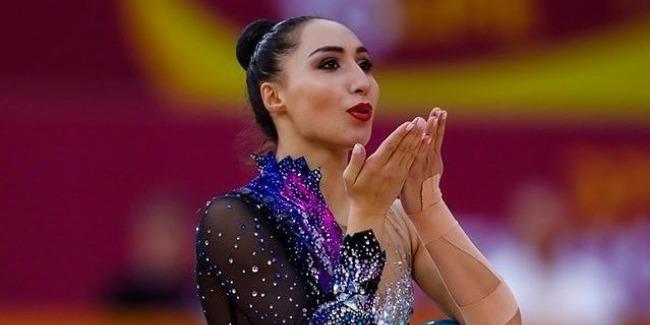 Georgian gymnast feels in Baku as at home