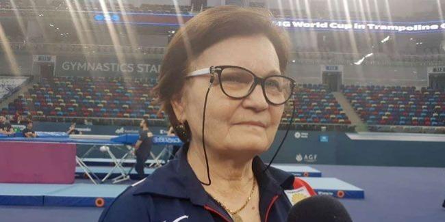 На Кубок мира по прыжкам на батуте и акробатической дорожке в Баку приедут ведущие спортсмены – грузинский тренер