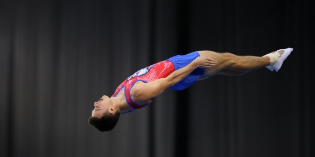 FIG World Cup in Trampoline Gymnastics and Tumbling is started in Baku