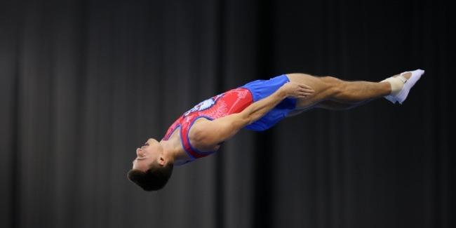 В Баку стартовал Кубок мира по прыжкам на батуте и акробатической дорожке