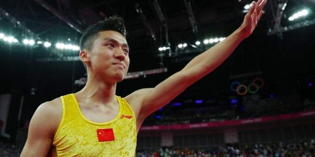 Chinese gymnast likes to perform at Baku's National Gymnastics Arena