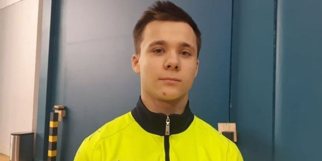 Ukraynalı gimnast: Birinci olmaq istəyirəm