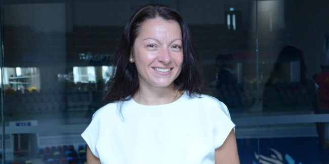 Mariana Vasileva is invited as an expert to the FIG President`s Rhythmic Gymnastics Reform Project