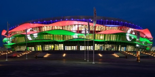 Чемпионаты Европы по спортивной гимнастике пройдут в декабре в Баку