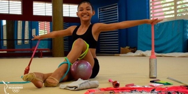Mariana Vasileva made an important step in realization of Nicaraguan gymnast's wish